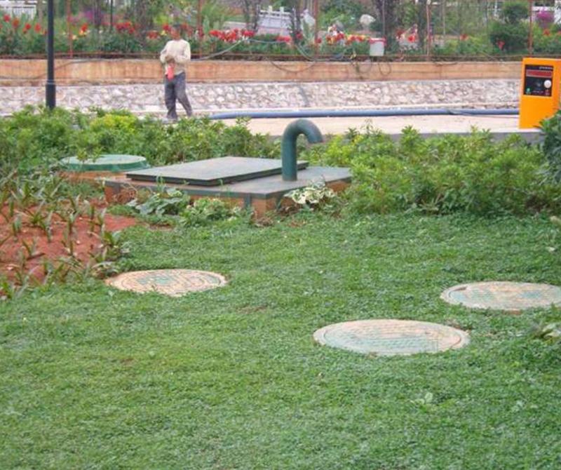地埋式中水处理一体化设备