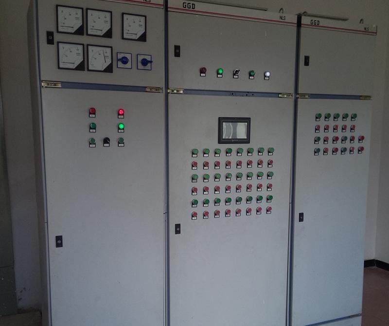 黄石控制系统