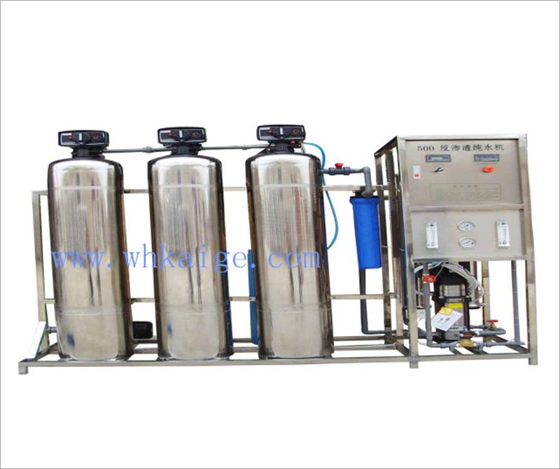 公共直饮水系统