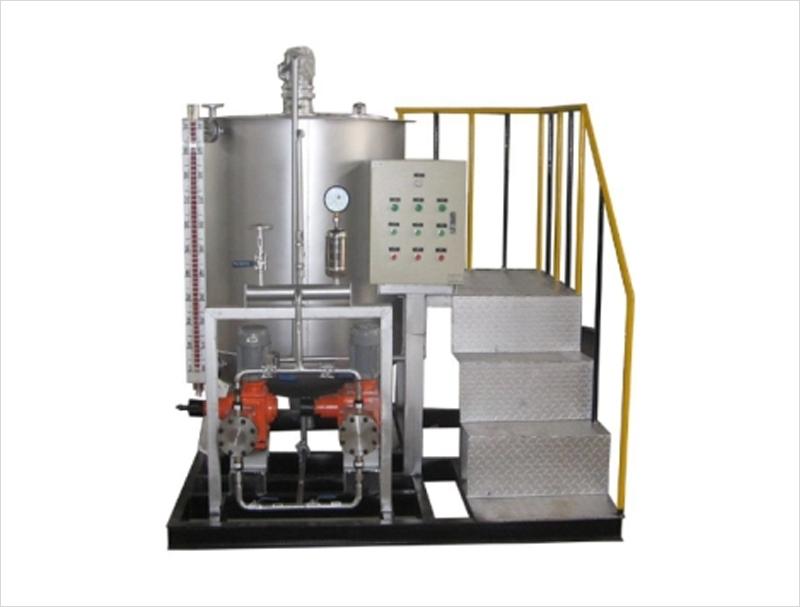 咸宁不锈钢磷酸盐加药装置