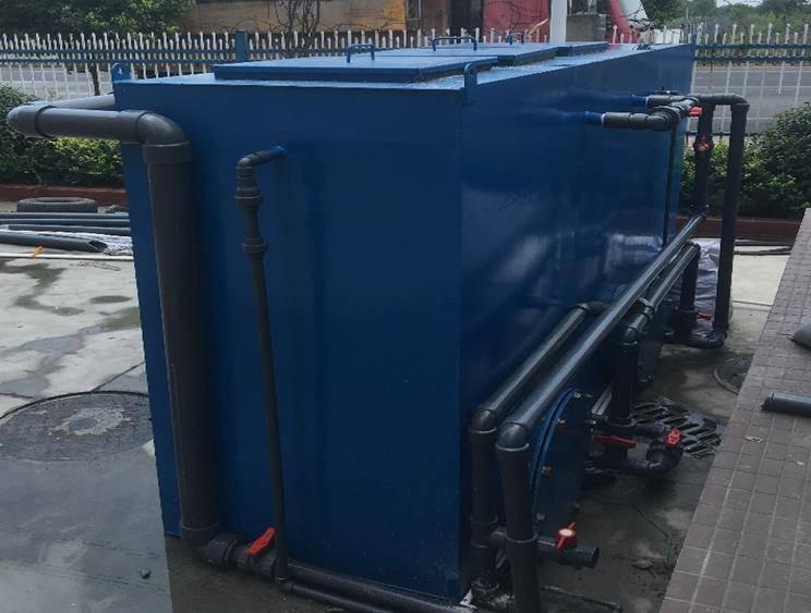德赢入口洗涤废水处理