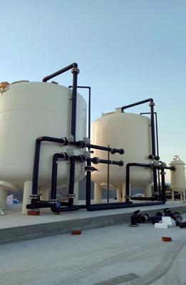 活性碳过滤器装置